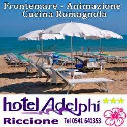 Hotel Riccione frontemare