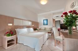 hotel cattolica camere moderne