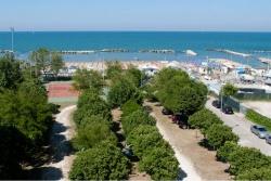 hotel cattolica spiaggia privata