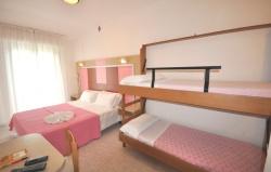 hotel riccione camere quadruple