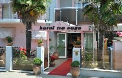 hotel tre rose riccione