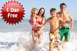 Offerta 1 giorno gratis