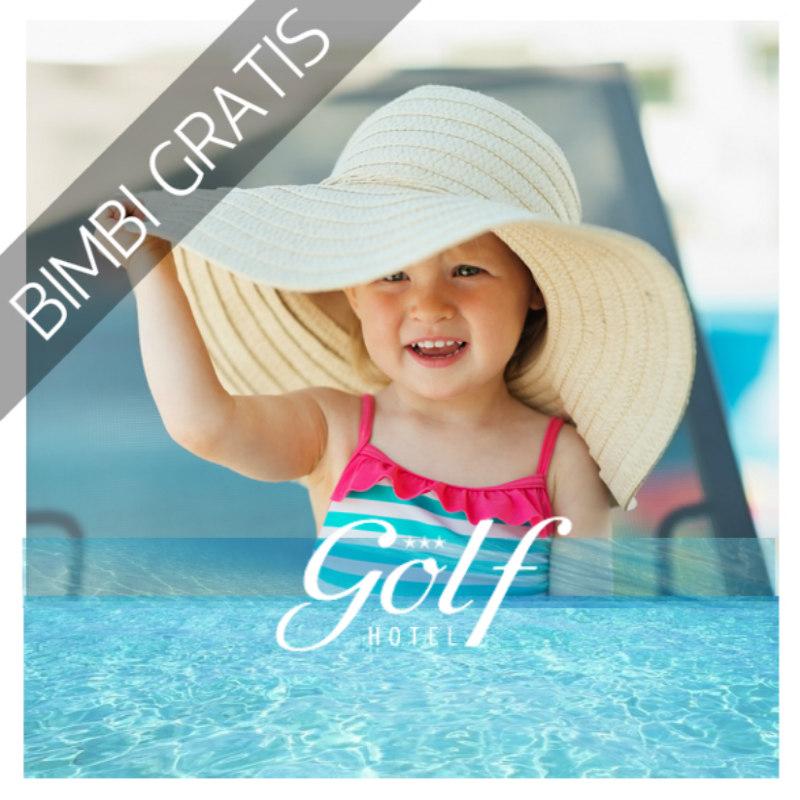 Hotel Riccione con piscina bambini gratis fino 14 anni