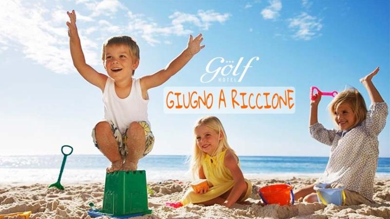 Juin Offre H�tel � Riccione All Inclusive et gratuit pour les enfants