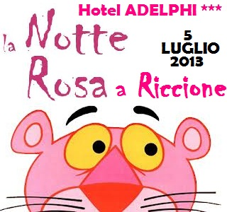 lastminute notte rosa riccione