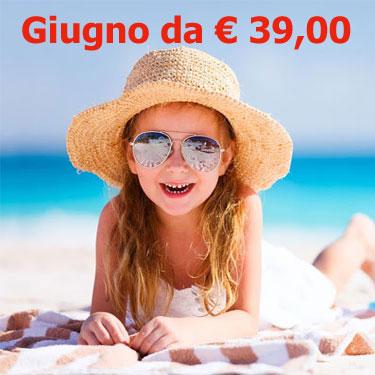 offerta 30 Maggio 6 Giugno 2015 + bambini gratis