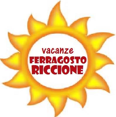 Offerte ferragosto Riccione Hotel tre stelle con piscina