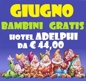 Hotel con Piscina Bambini Gratis Riccione
