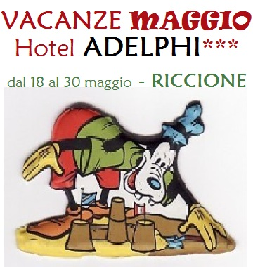 Last Minute vacanze Maggio Hotel con Piscina Riccione