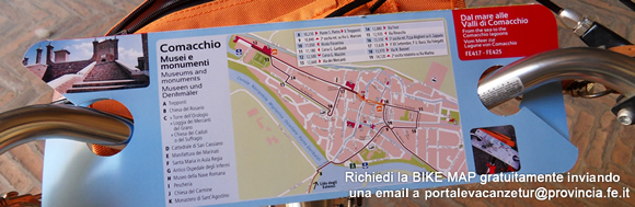richiedi la bike map