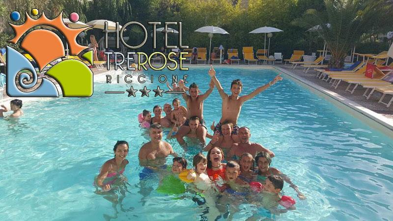 Offerta 3-10 Giugno Hotel con piscina