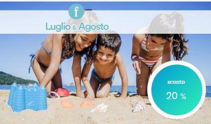 Offerte a Luglio e Agosto resort a Marotta