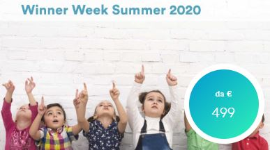 Winner week summer 2020