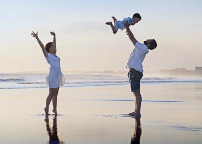 Offerta Coppie felici con neonati!