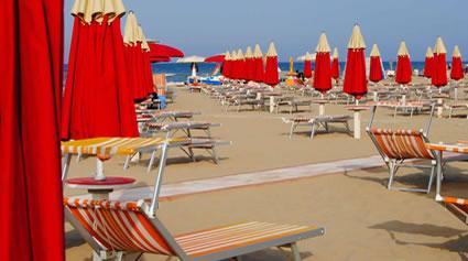Agosto a Riccione
