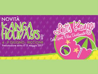 Kanga Holidays a Riccione - offerta Giugno per mamme col proprio bimbo