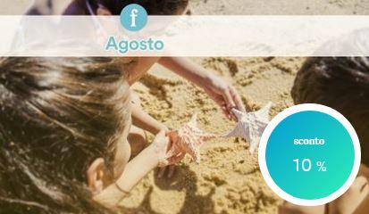 Offerte resort dal 10 al 23 Agosto a Marotta