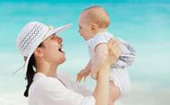 Genitori con neonato