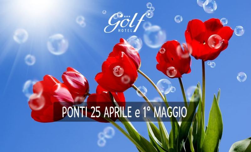 Last minute Ponti 25 aprile e 1 maggio a Riccione offerta bambini gratis