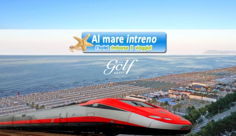 Riccione in Treno All Inclusive e rimborso del viaggio
