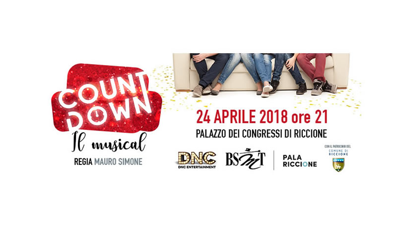 Countdown Musical Riccione