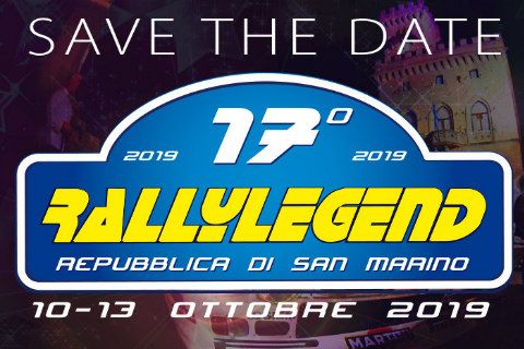 Offerta Rally Legend San Marino