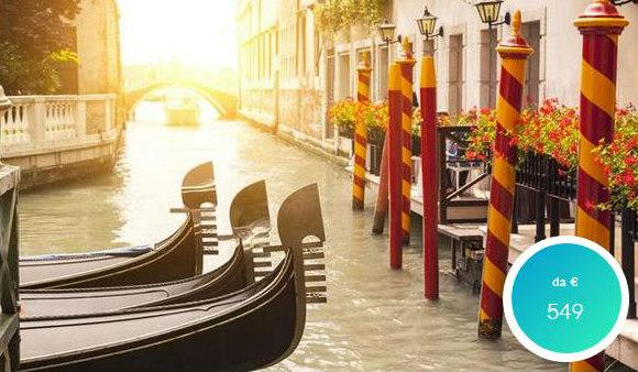 Tour Guidato a Venezia - Offerta family hotel Jesolo