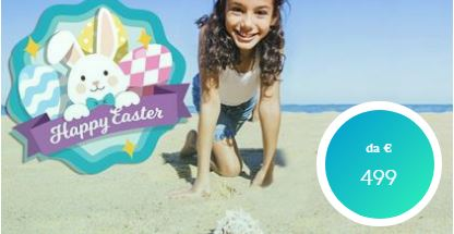 Offerte Pasqua al mare di Milano Marittima