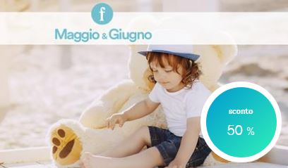 Offerte Maggio e Giugno in appartamento per famiglie