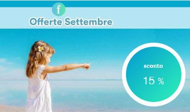 Super Offerta Settembre in Resort Milano Marittima