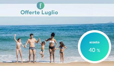 Super Offerta di Luglio in Resort Gargano