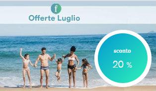 Super offerte di Luglio nel Resort Rosolina Mare