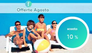 Super offerte di Agosto nel Resort Rosolina Mare