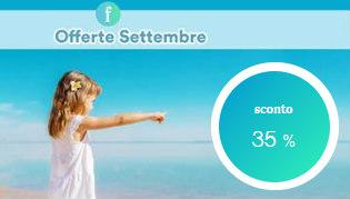 Super offerte di Settembre Resort Rosolina Mare