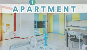 Formula solo appartamento in Resort Rosolina Mare