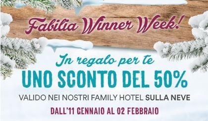 Offerta Cliente winner week