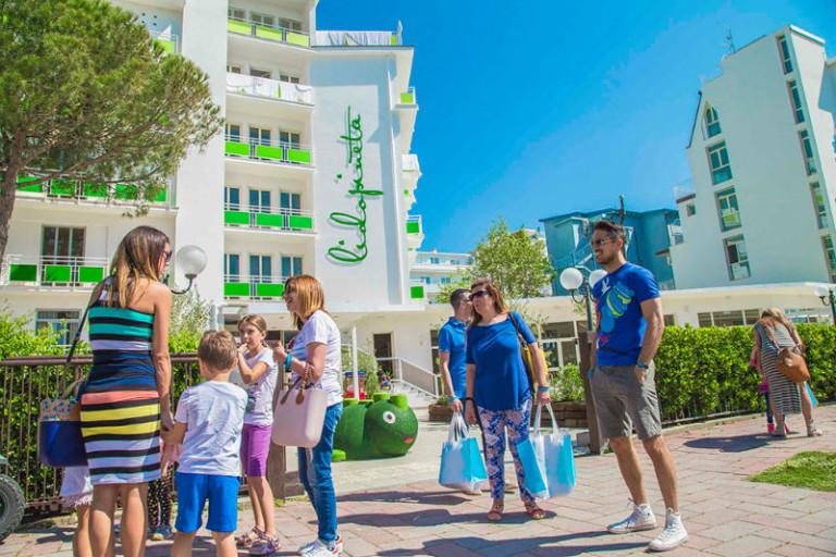 Fabilia Family Resort Milano Marittima