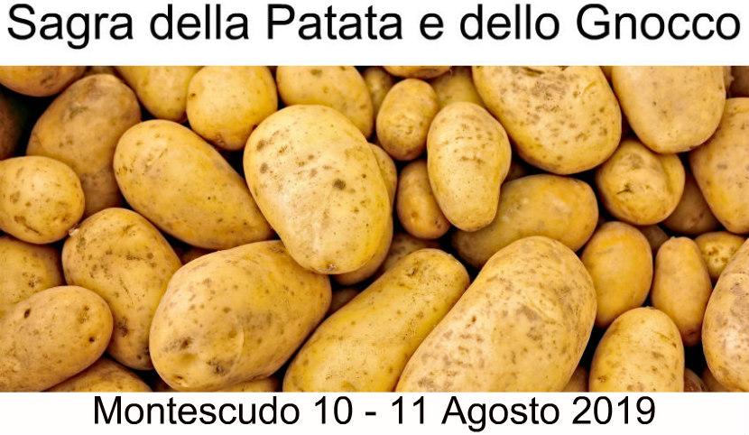 sagra della patata e dello gnocco
