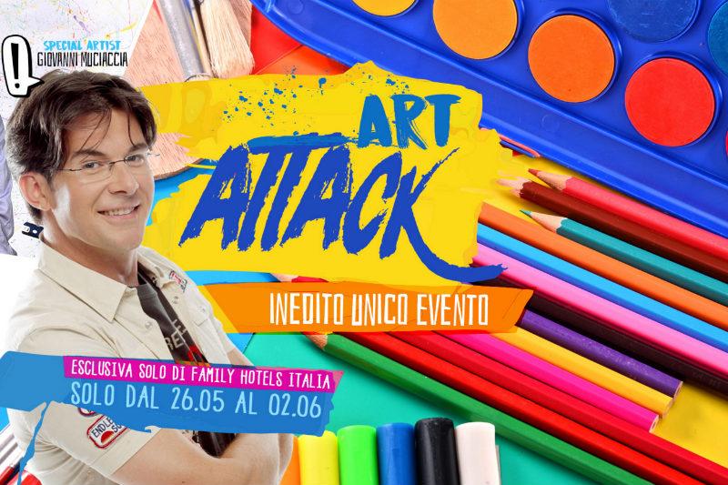 art attack week