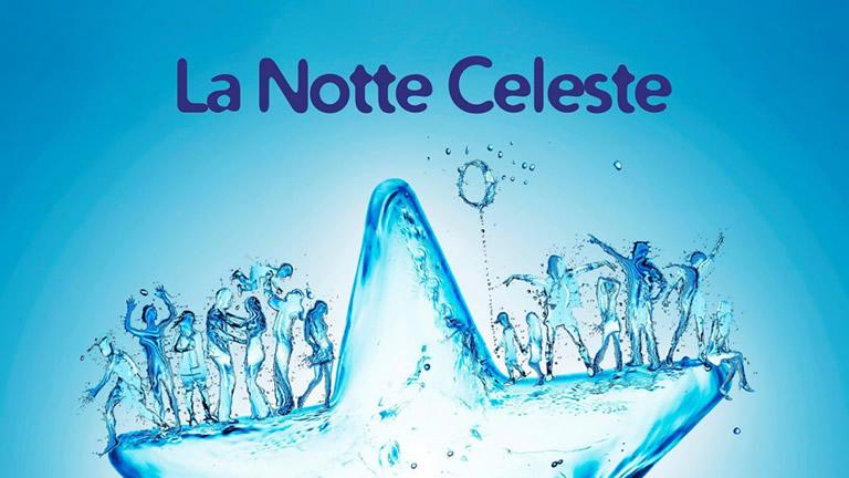Notte Celeste Riccione