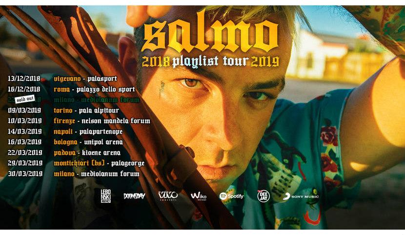 Salmo tour