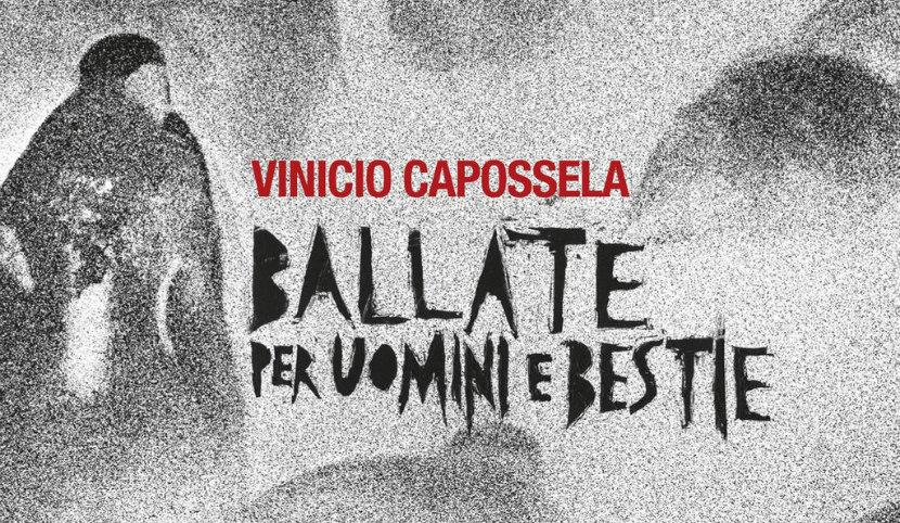 concerto Vinicio Capossela