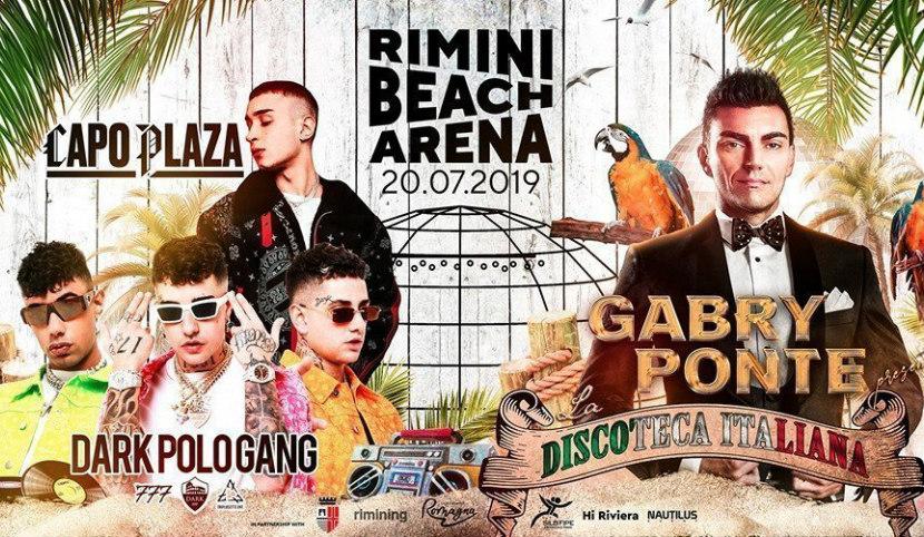 Rimini Beach Arena