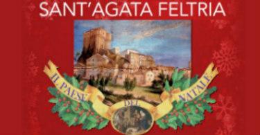 il paese del natale sant'agata feltria