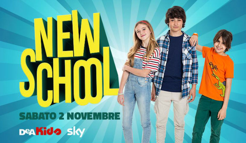 new school mirabilandia