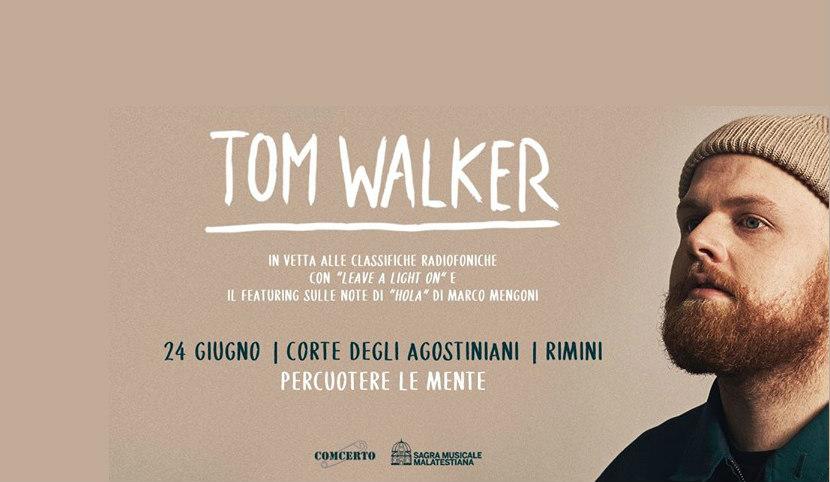 concerto Tom Walker